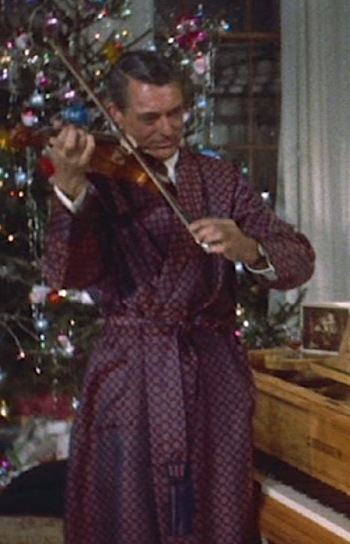 Cary Grant as Philip Adams in Indiscreet (1958)