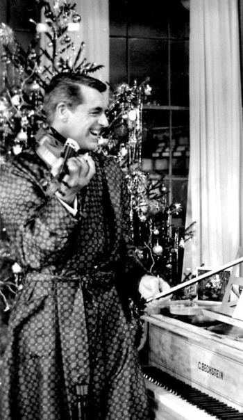 Cary Grant as Philip Adams in Indiscreet (1958)