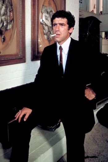 Elliott Gould as Philip Marlowe in The Long Goodbye (1973)