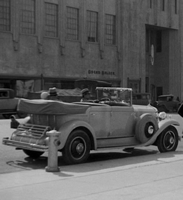 The Public Enemy: Cagney's New Clothes and Car | BAMF Style