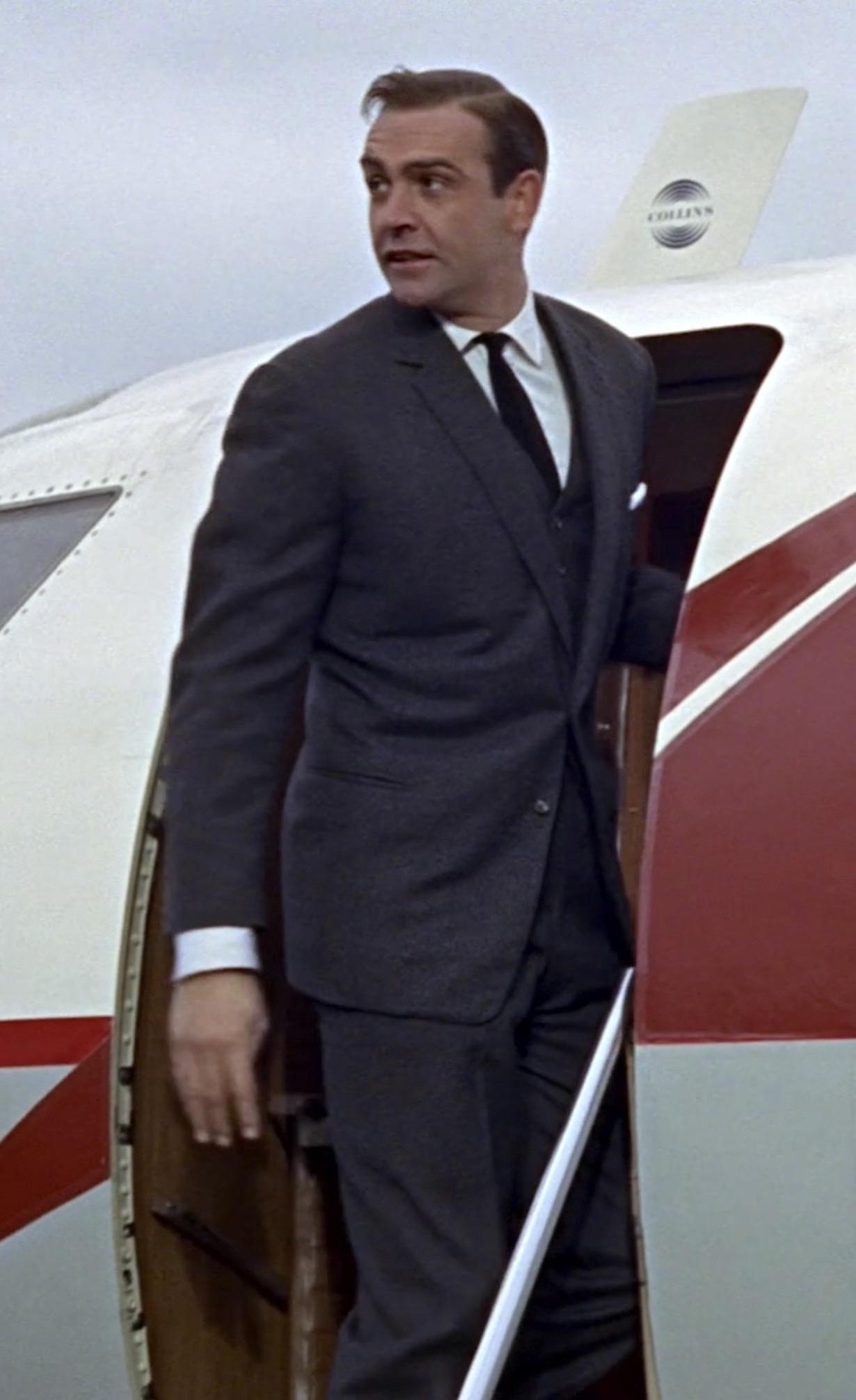 James Bond Bamf Style