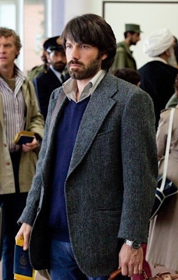 Ben Affleck as Tony Mendez in Argo (2012)