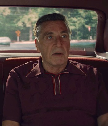 Al Pacino as Jimmy Hoffa in The Irishman (2019)