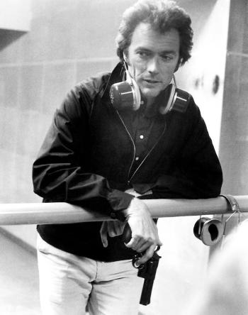 """Clint Eastwood as Inspector """"Dirty Harry"""" Callahan in Magnum Force (1973)"""