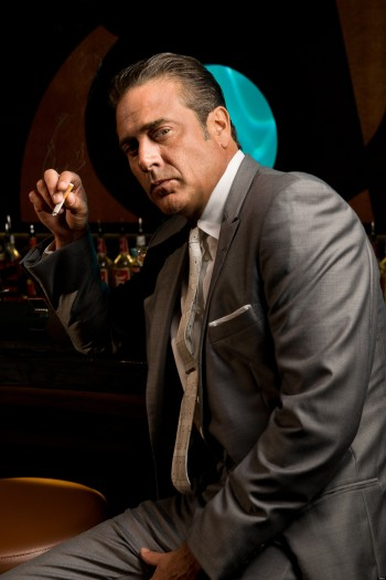 Jeffrey Dean Morgan as Ike Evans on Magic City