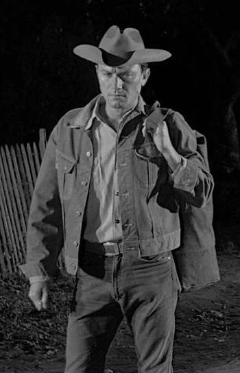 Laurence Harvey as Dove Linkhorn in Walk on the Wild Side (1962)