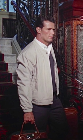 James Garner as Pete Aron in Grand Prix (1966)