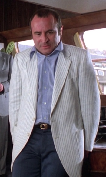 Bob Hoskins as Harold Shand in The Long Good Friday (1980)