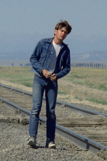 Martin Sheen as Kit Carruthers in Badlands (1973)