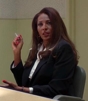 Pam Grier as Jackie Brown in Jackie Brown (1997)