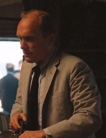Robert Duvall as Tom Hagen in The Godfather, Part II (1974)