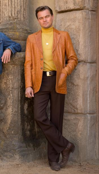 Leonardo DiCaprio as Rick Dalton in Once Upon a Time in Hollywood (2019)
