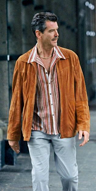 Pierce Brosnan as Julian Noble in The Matador (2005)