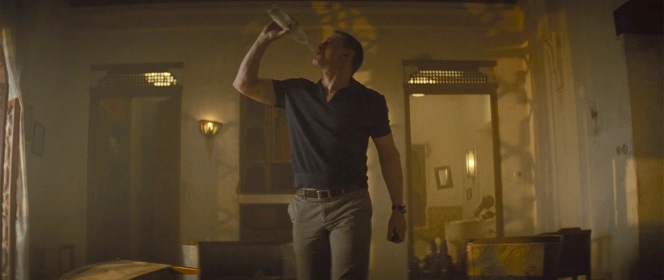 Daniel Craig returns as James Bond in No Time to Pour.